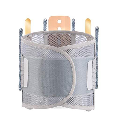 OCGDZ Nueva Cintura Lumbar Ayuda de la Cintura Dolor Lesiones en la Espalda de Apoyo Brace...
