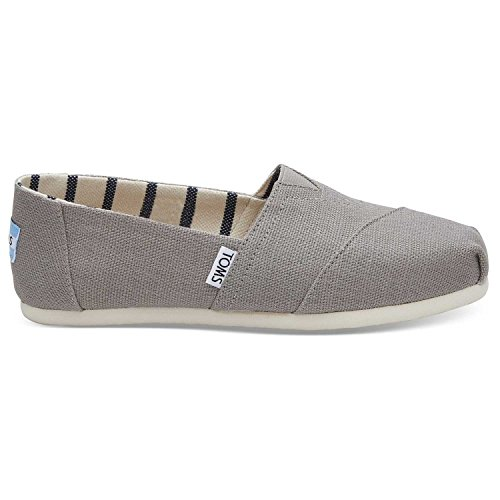 TOMS Damen Women Alpargata Espadrilles, Blau (Morning Dove 000), 39 EU