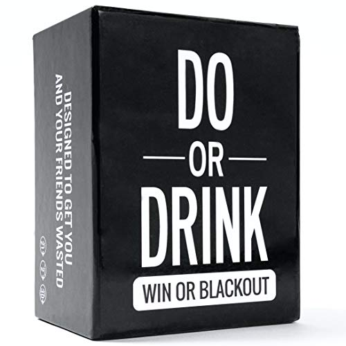 Do or Drink - Drinking Card Game for Adults - Fun &...