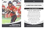 2017 PAT MAHOMES LEAF LIMITED EDITION ROOKIE CARD CHIEFS SUPERSTAR QUARTERBACK PATRICK