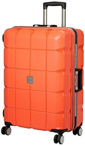 [リミニ] スーツケース ナクシオンFR 70L 5kg オレンジ