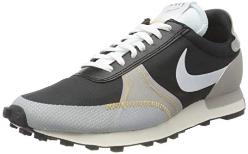 Nike DBREAK-Type SE, Zapatillas para Correr Hombre, Black White Grey Fog College Grey Bucktan, 38 EU