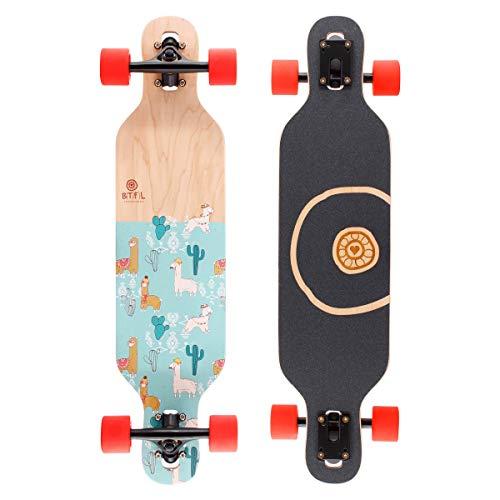 BTFL Longboard - Maya - JUNIOR Board (Lama & Kaktus)