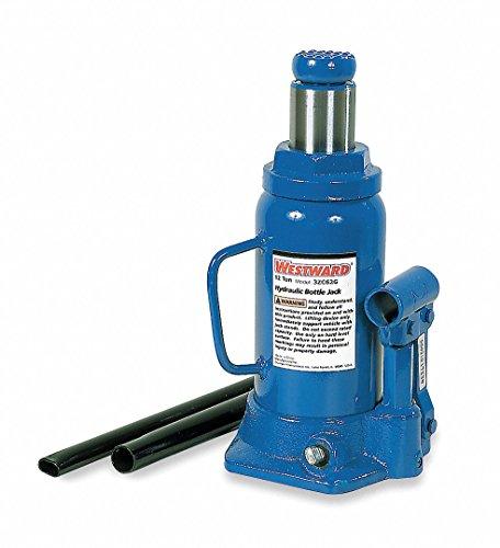 Westward Jack, Bottle, 12 Ton, Blue