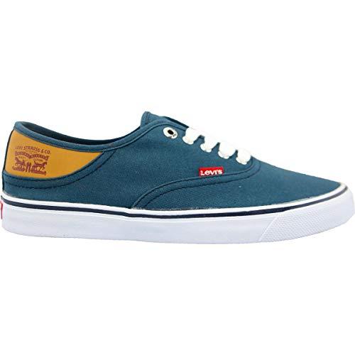 Levis Sneakers Schuhe Jordy Buck 223000 733 17 blau (45 EU)