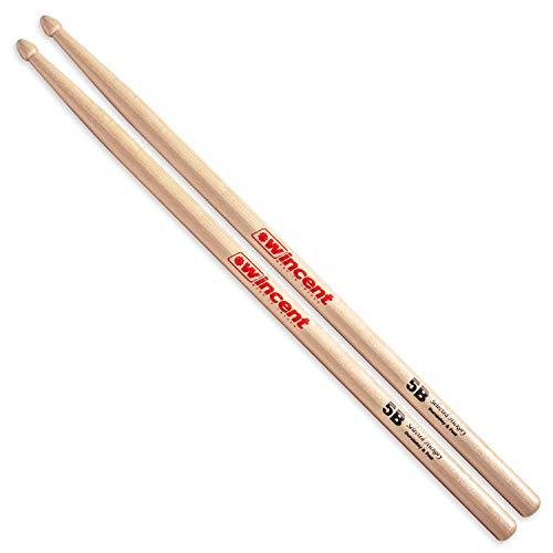 Wincent Drumsticks (Hickory) ドラムスティック W-5B