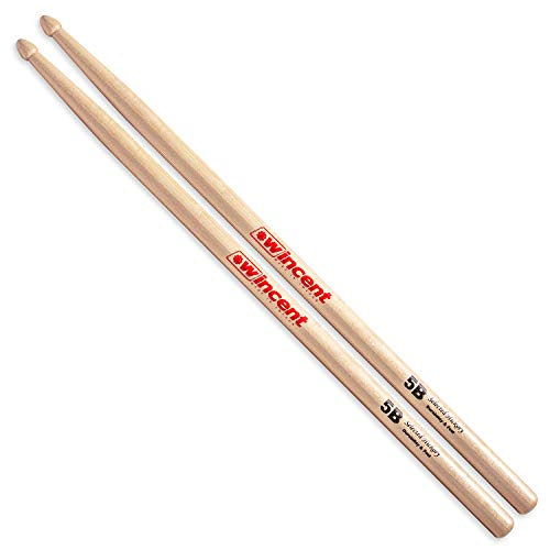 Wincent Drumsticks (Hickory) ドラムスティック W-5B