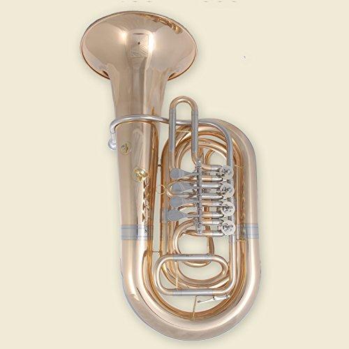 Tuyama TTU-212 C Tuba in Do (4 Rotary Valves)