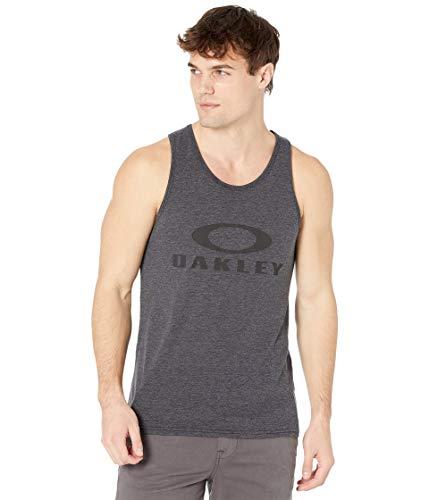 Oakley Bark Tank Chemise, Jet Black Heather, XL Homme
