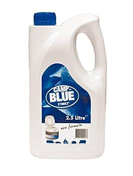 Stimex - Liquide sanitaire - Camp Blue - 2,5 ltr