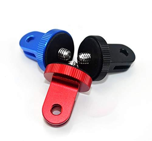 Adaptador de montaje de metal para trípode de cámara compatible con soportes...