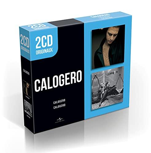2 CD Originaux : Calogero & Calog3ro