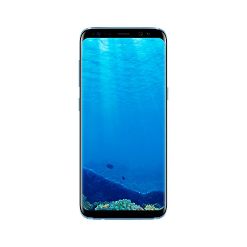 "Samsung Galaxy S8 SM-G950F SIM única 4G 64GB Azul - Smartphone (14,7 cm (5.8""), 64 GB, 12 MP, Android, 7.0, Azul)"