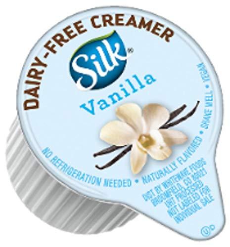 Silk Dairy-Free Creamer Singles, Vanilla, 192 Count