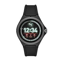 Image of PUMA Sport Smartwatch Lightweight Touchscreen with Heart Rate, GPS, NFC, and Smartphone Notifications: Bestviewsreviews