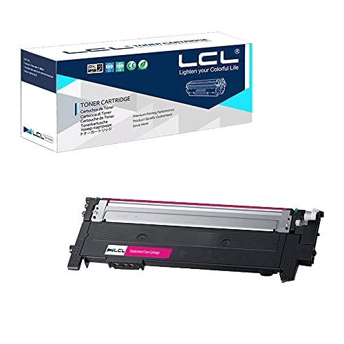 LCL SU234A CLT-M404S CLT-404S M404S M404L Cartucho de Tóner Compatible para Samsung SL-C430 SL-C430W SL-C480 SL-C480W SL-C480FN SL-C480FW (1Magenta)