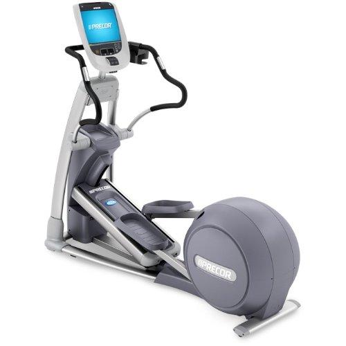Precor Studio EFX® 883 Elliptical Fitness. Profi Crosstrainer inkl. Aufbau. Multimedia Konsole