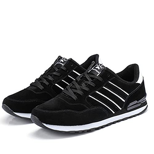 FOGUO Zapatillas de Trail Running para Hombre, Suela con Amortiguación Al Aire Libre, Talla Grande 41-50, Zapatillas Deportivas para Hombre, Calzado Atlético Transpirable