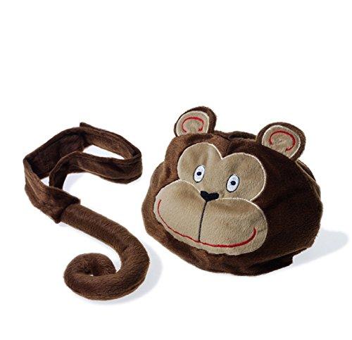 chapeau de singe et le costume de queue, parfaite pour habiller et les enfants jouer à faire semblant