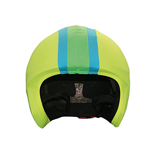 Coolcasc Foggy Stripes Skihelm