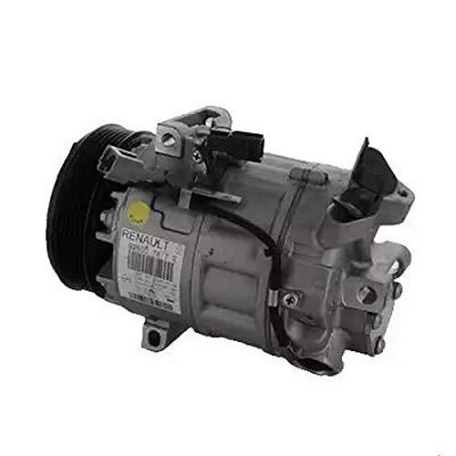 Compresor climatizador de aire acondicionado 9145374922747 EcommerceParts para constructor: GENUINE, fijación con brida, ID compresor: DCS17EC, polea Ø: 115 mm, N° aletas: 6