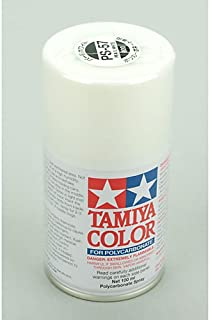 Tamiya USA TAM86057 PS-57 Pearl White 100ml Spray Can