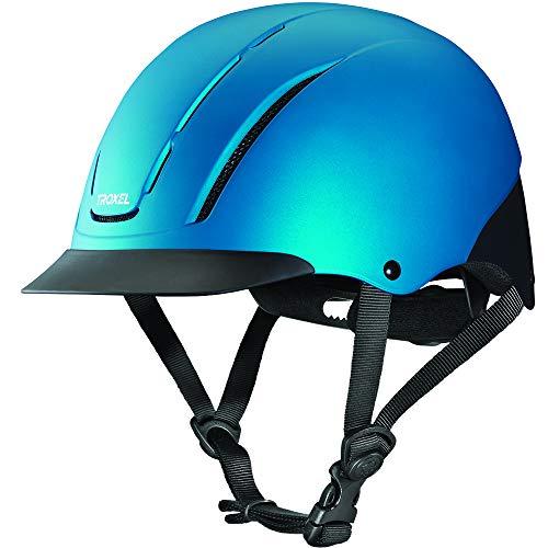 Troxel Spirit Schooling Helmet S Teal Duratec