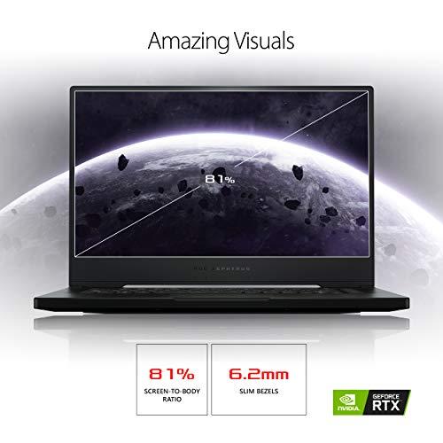 15.6-inch ROG Zephyrus M FHD IPS 240Hz 9th Gen Octa-Core i7-9750H Gaming Laptop (2019)