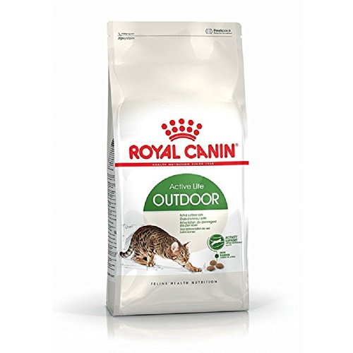 Royal Canin 55176 Outdoor 2 kg - Katzenfutter