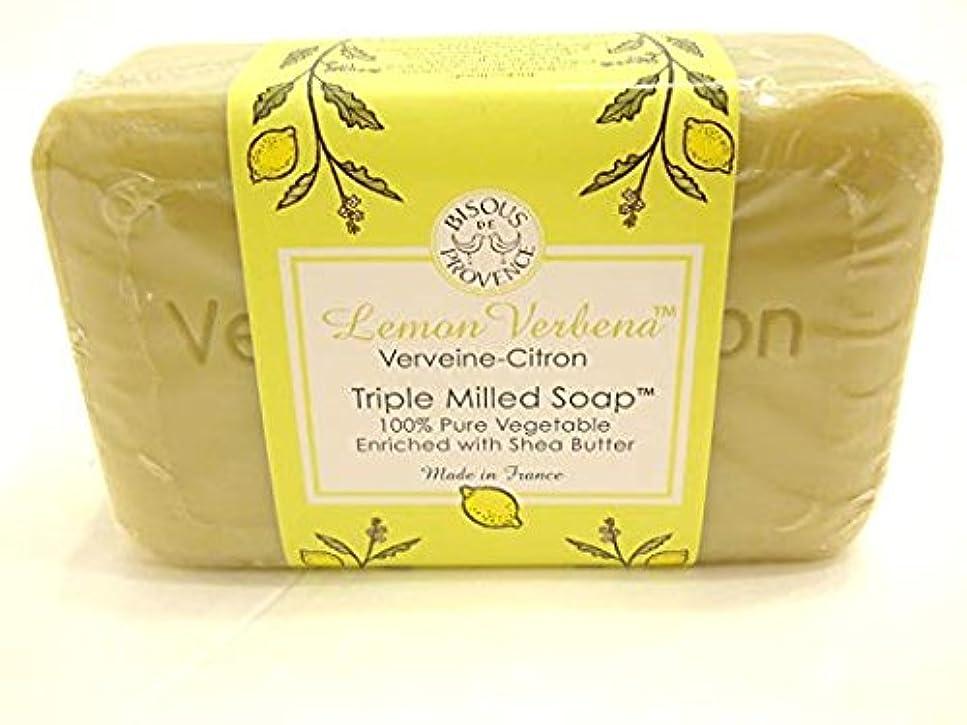 熱意スペインきつく[トレーダージョーズ] トリプルミルドソープ レモンバーベナ 海外直送品/Trader Joe's Triple Milled Soap Lemon Verbena [並行輸入品]