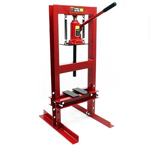 6T Prensa hidráulica Prensa taller Fuerza presión Estampar