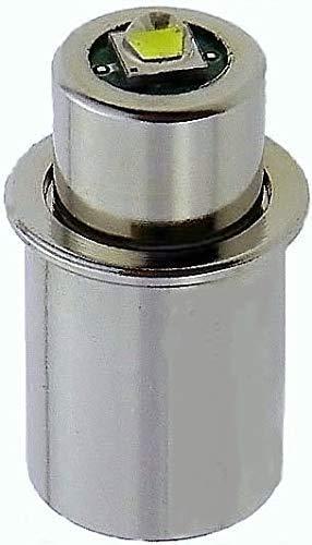 Maglite LED Upgrade Modul Birne 360 Lumen für 3D 4D oder 6D C Cell Taschenlampe modul, UpLED