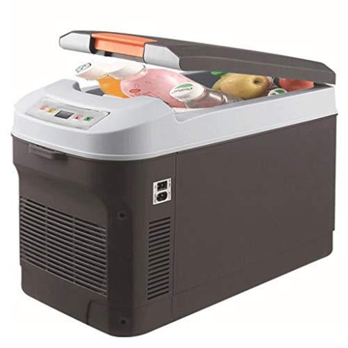 GJHBFUK Mini Nevera 22L Compacto Más Fresca Y Más Coches Heladera con Freezer Bebidas Alimentación Cerveza Oficina For El Almacenamiento, Dormitorio, Apartamento