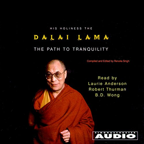 The Path to Tranquility audiobook cover art