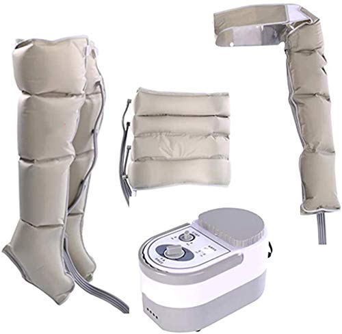 Lowest Price! DXFK.AM Portable Leg Massager Foot and Calf Electric Pressure Therapy Leg Waist Arm Ma...