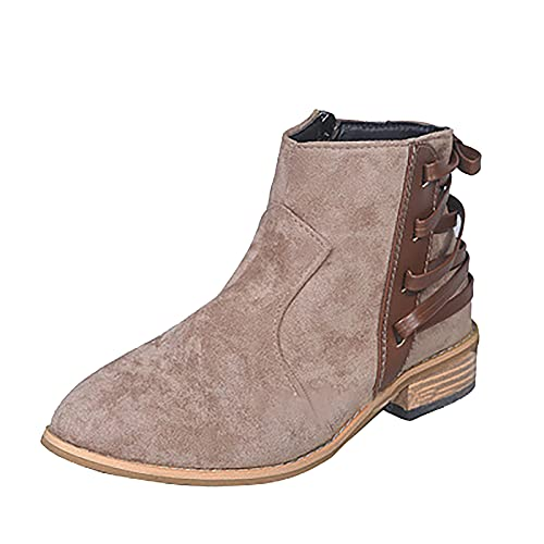 Botas de mujer de moda Zapatos populares de estilo americano y europeo de gran tamañocalzado deportivo zapatilla correr running sneakers
