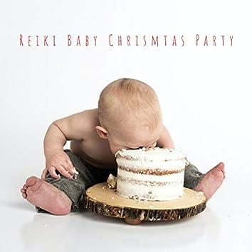 Reiki Baby Chrismtas Party