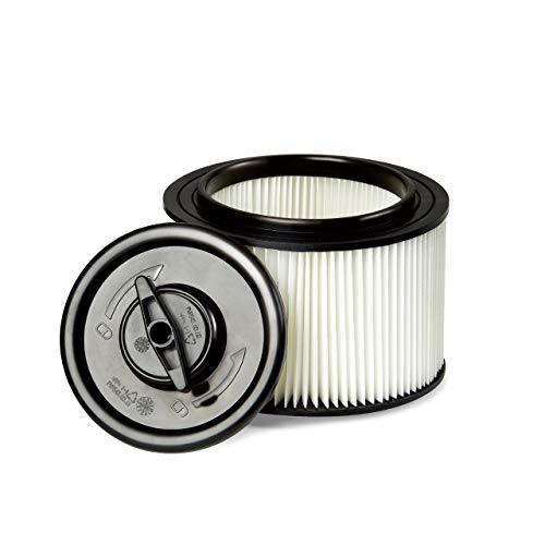 Vacmaster Genuine Replacement Cartidge Filter and Retainer Fits for...