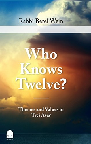 Who Knows Twelve: Themes and Values in Trei Asar (English Edition)
