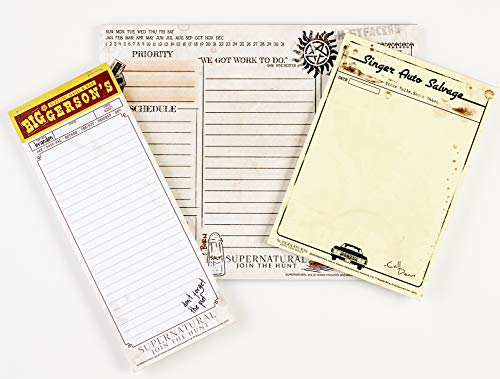 Daily Planner and Notepads