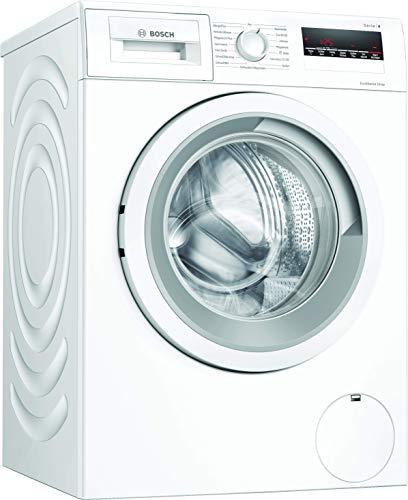 Bosch WAN28K20 Serie 4 Waschmaschine Frontlader / C / 62 kWh/100 Waschzyklen / 1400 UpM / 8 kg / Weiß / EcoSilence Drive™ / AllergiePlus