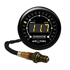 Faster sensor frequency for faster O2 sensor feedback Faster analog output speed helps ensure that your ECU sees changes in air/fuel ratio as they happen Enhanced heater control for superior sensor performance in forced induction and other high perfo...