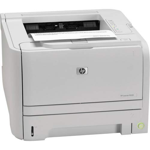 Hewlett Packard Hp Laserjet P2035 Up To 30 Ppm (letter/a4) 266 Mhz Processing Speed And 16mb M