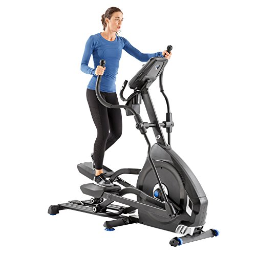 Nautilus E616 Elliptical Trainer Black
