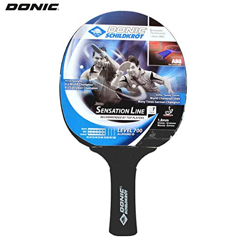 Best Review Of DONIC Sensation 700 Table Tennis Racket