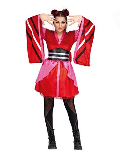 My Other Me Disfraz de Cantante Manga Eurovisión para Mujer