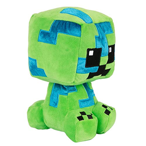 JINX- Peluche Minecraft Charged Creeper (889343137389)