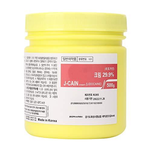 Crema entumecedora, Deluxe 500g Crema entumecedora semipermanente sin petróleo semipermanente para el cuerpo