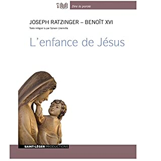 Couverture de L'enfance de Jésus