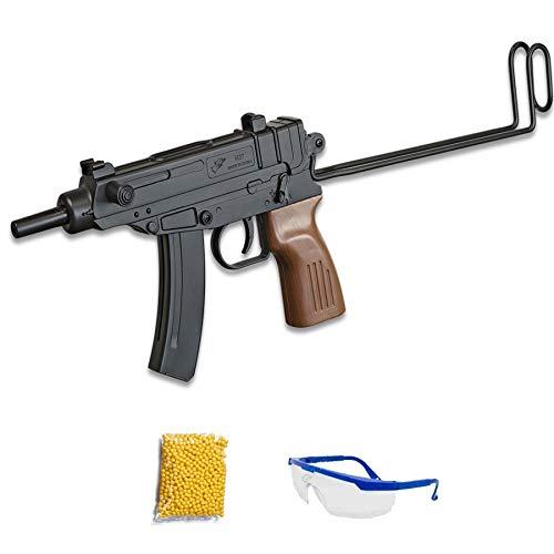 M37F Double Eagle Pistola de Airsoft Calibre 6mm (Arma Aire Suave de Bolas de plástico o PVC). Sistema: Muelle. <3,5J